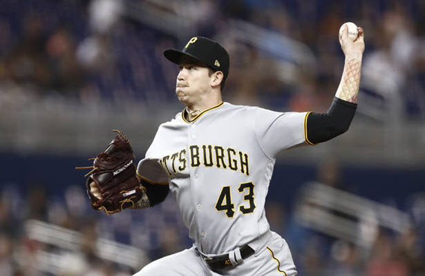 Brault, offense come alive as Pirates demolish Marlins 11-0